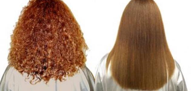 صورة طريقة فرد الشعر بالنشا , تعرف علي فوائد النشا