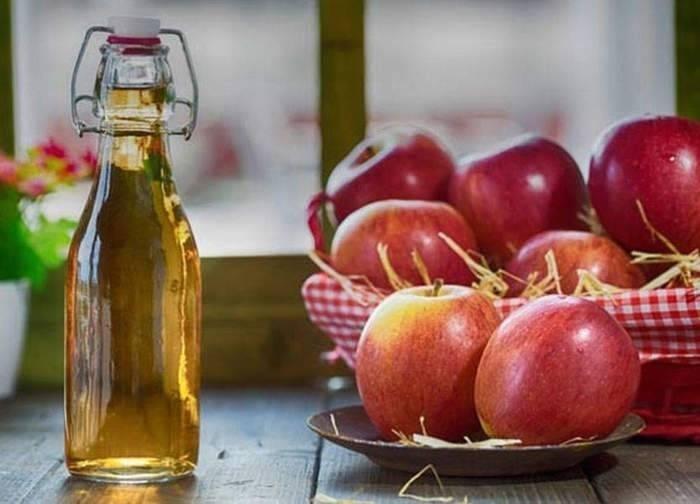 صورة وصفة خل التفاح للشعر , خل التفاح وفوائده للشعر
