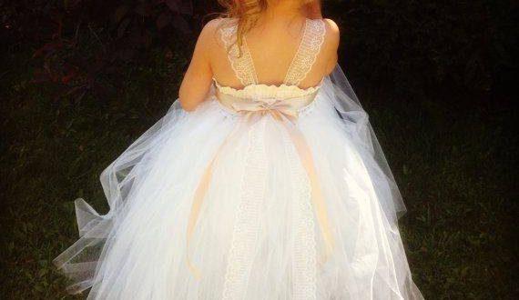 صور فساتين اعراس للصغار , اشيك فساتين زفاف للبنوتات