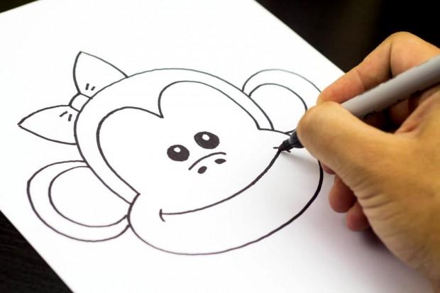 رسومات سهلة للمبتدئين تعلم الرسم خطوة بخطوة حزن و الم