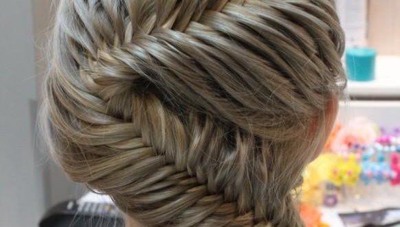 صورة تسريحات شعر للاعراس للبنات , فورمة شعر للبنات الصغار