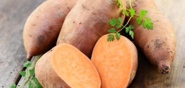 صور فوائد قشر البطاطا , اهمية تناول البطاطا