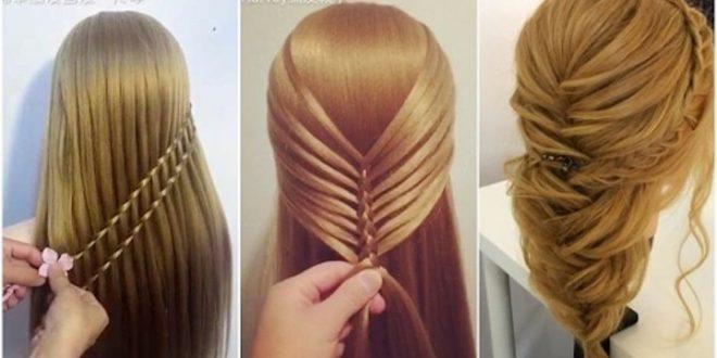 صور تسريحات شعر بناتيه , اشيك تسريحات للبنات الكبار