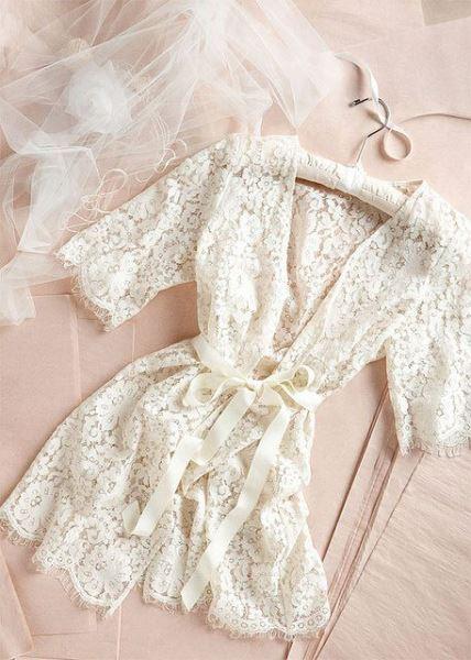 صورة ملابس نوم العروس , للعرائس ازياء موضه مميزة