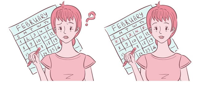 صورة ما هى اسباب تاخر الدورة الشهرية للمتزوجة , اعراض تاخر الدورة الشهريه