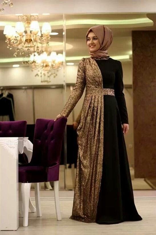صورة احدث موديلات الفساتين السواريه , تصاميم فساتين لكل المناسبات