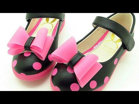 صورة احذية بنات كيوت , احذية بتصاميم بسيطة