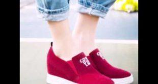 احذية بنات كيوت , احذية بتصاميم بسيطة
