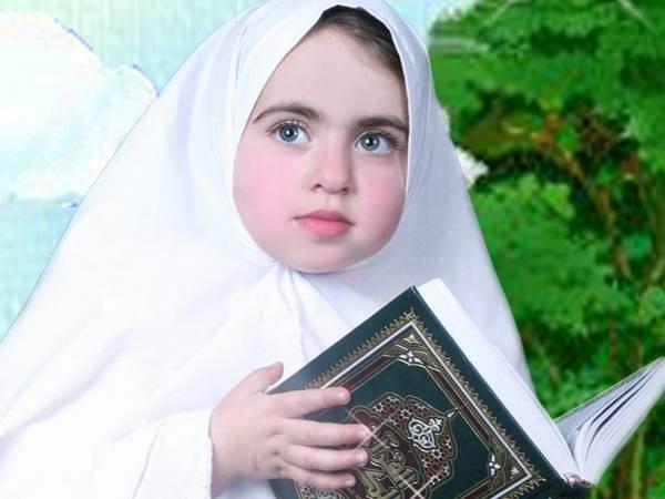 صورة صور بنات محجبات صغار , اطفال صغار محجبات