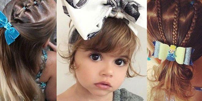 صور تسريحات شعر اطفال , فورمة شعر لبنوتك روعه