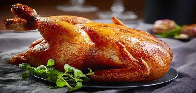 صور اكل الدجاج في المنام , تفسير تناول الدجاج بالحلم