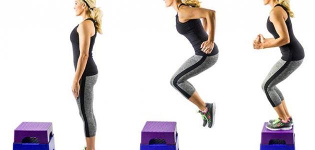 صورة تمارين لحرق الدهون , كيف تتخلص من الدهون الزائده