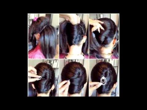 صورة تعليم تسريحات الشعر خطوة بخطوة , تالقي باحلي التسريحات 3210 4