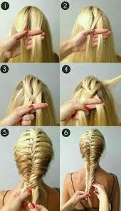 صورة تعليم تسريحات الشعر خطوة بخطوة , تالقي باحلي التسريحات 3210 6