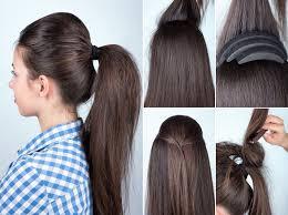 صورة تعليم تسريحات الشعر خطوة بخطوة , تالقي باحلي التسريحات 3210 7