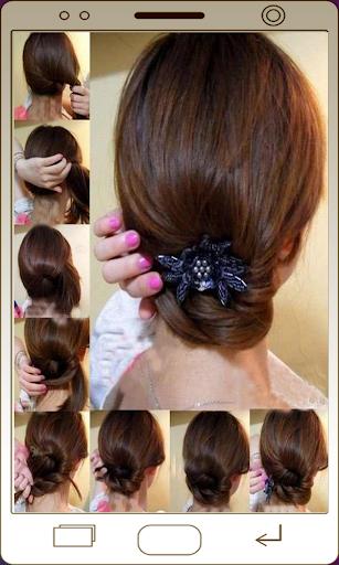 صورة تعليم تسريحات الشعر خطوة بخطوة , تالقي باحلي التسريحات 3210