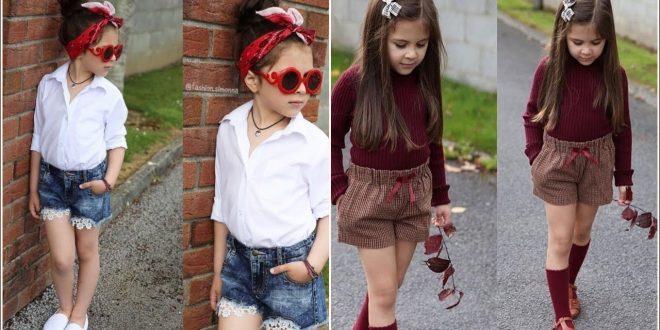 صورة احدث ملابس الاطفال البنات , اهتمي بشياكة البنوتة