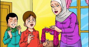 قصة للاطفال عن بر الوالدين , طاعة الوالدين واجبة