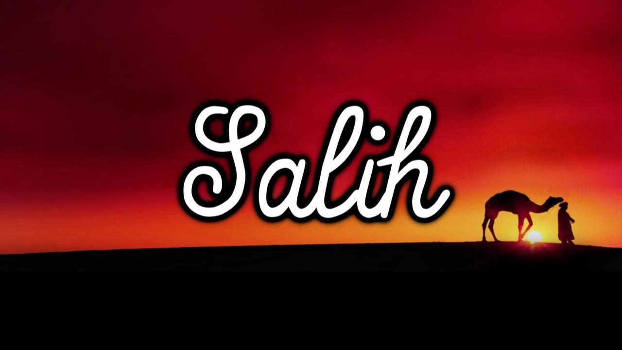 صورة اسم صالح في المنام , تفسير اسم صالح في الحلم 2081 2