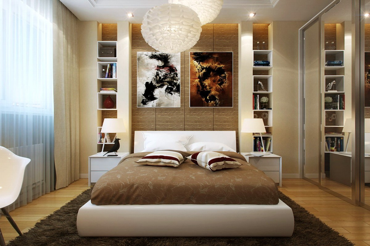 صورة غرف نوم مفرد مودرن , غرف نوم ولا احلى
