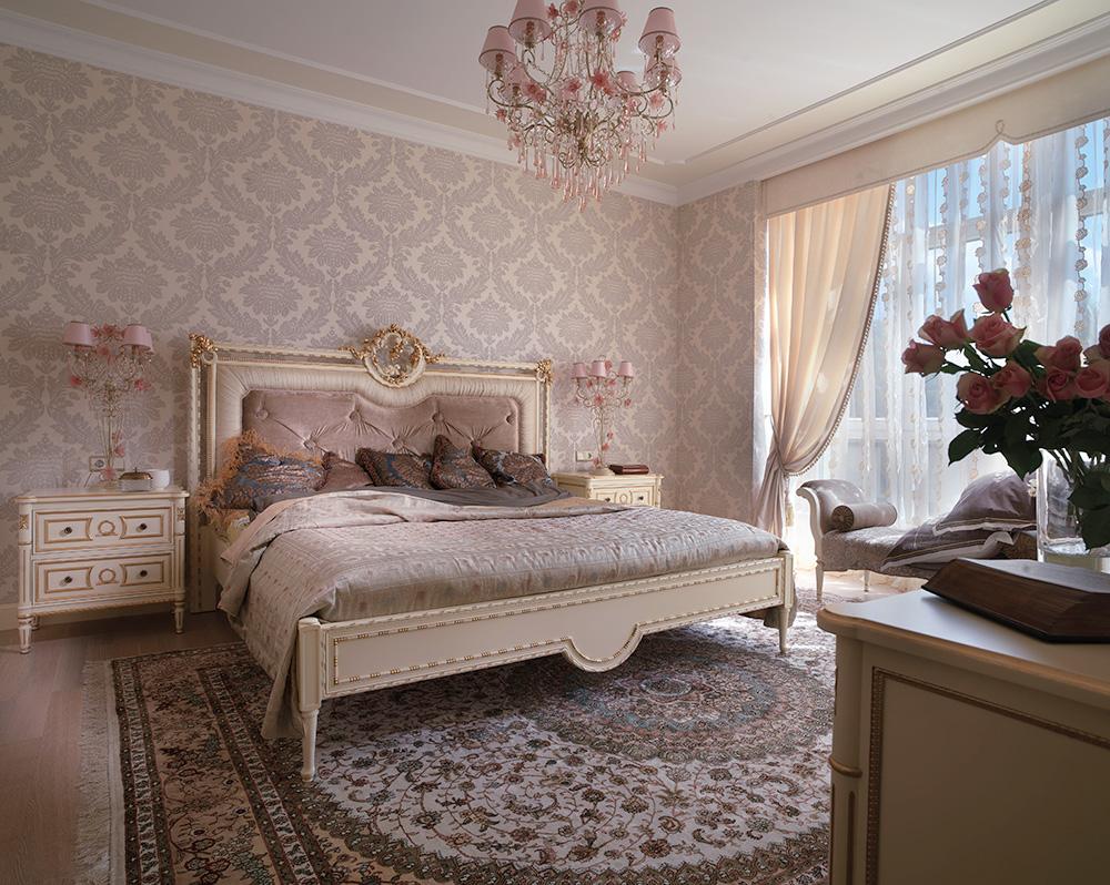 صورة صور غرف نوم فخمة , افخم وارقي غرف نوم 2138 5
