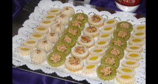 صورة حلويات اللوز مغربية , اجمل الحلويات المغربية