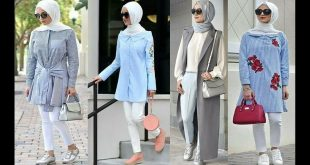 صورة ملابس الشتاء للمحجبات , ملابس محجبات للشتاء و لا اروع