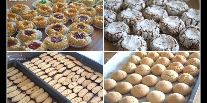 صورة انواع من الحلويات , حلويات و وصفات شهية