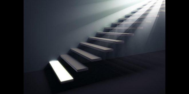 صورة رؤية السلالم في المنام , تفسير السلم في الحلم