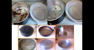 صورة كيفية تنظيف الالمونيوم , الالمونيوم واسهل طرق تنظيفه