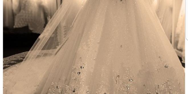 صورة تفسير حلم فستان الفرح , فستان الزفاف في المنام
