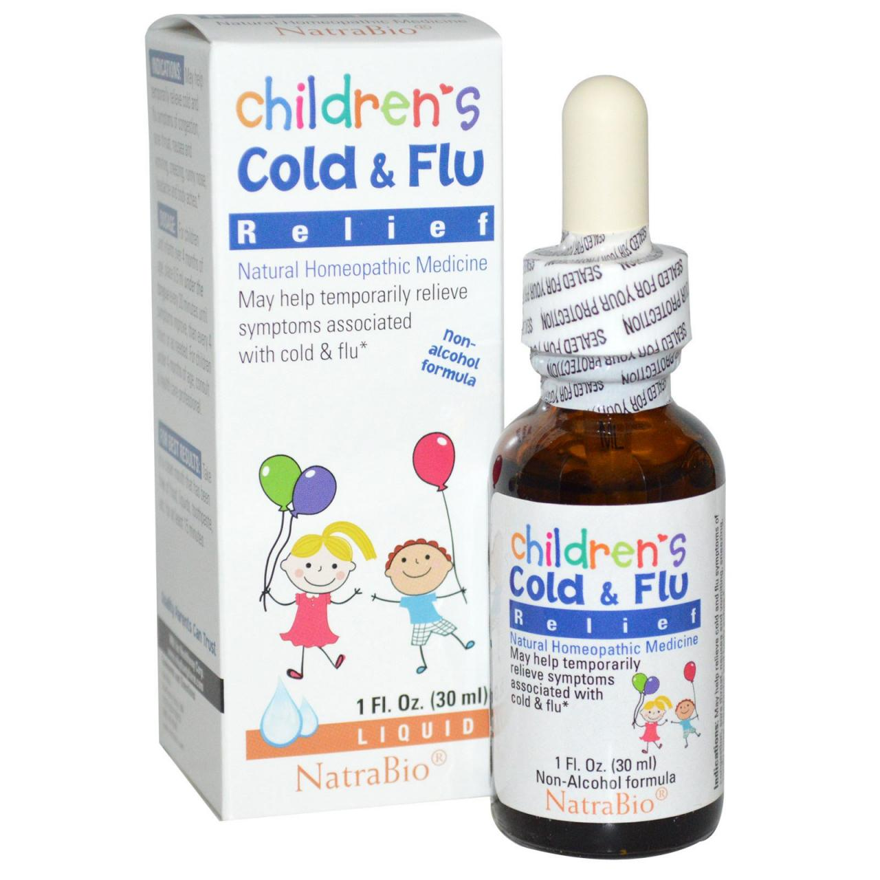 صورة علاج البرد للاطفال , علاج اطفالنا من نزلات البرد