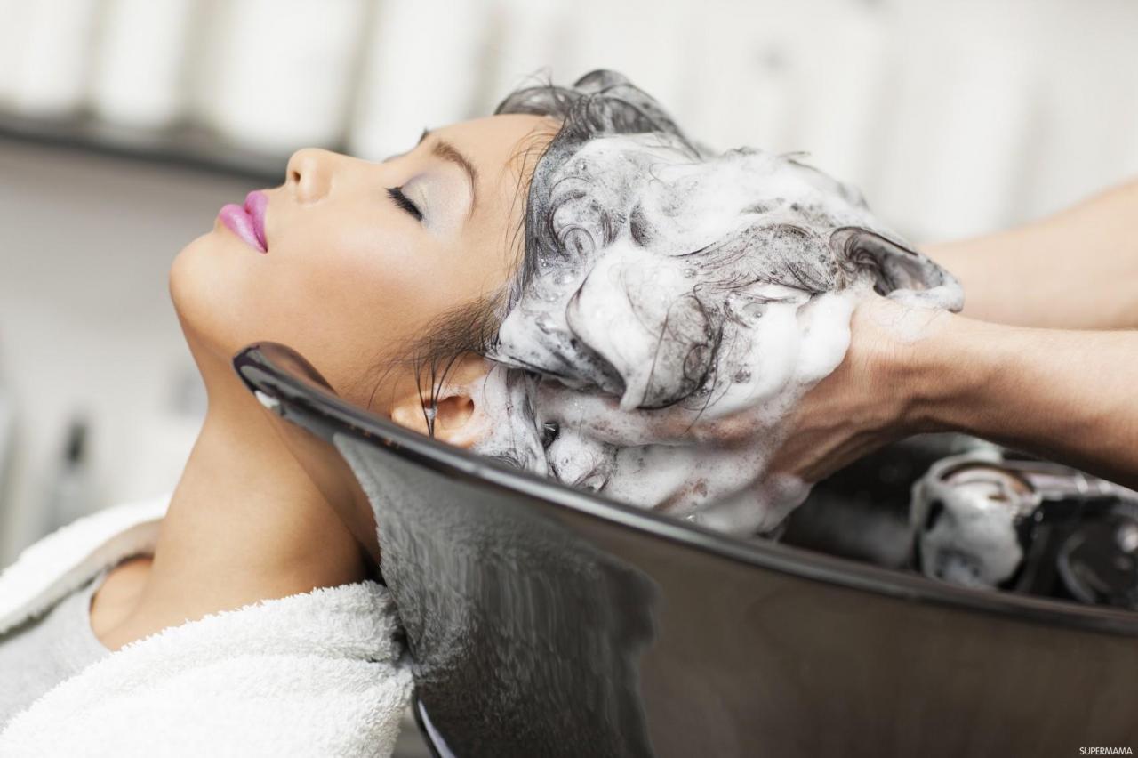 صورة افضل انواع حمامات كريم للشعر , اهتمي بصحة شعرك