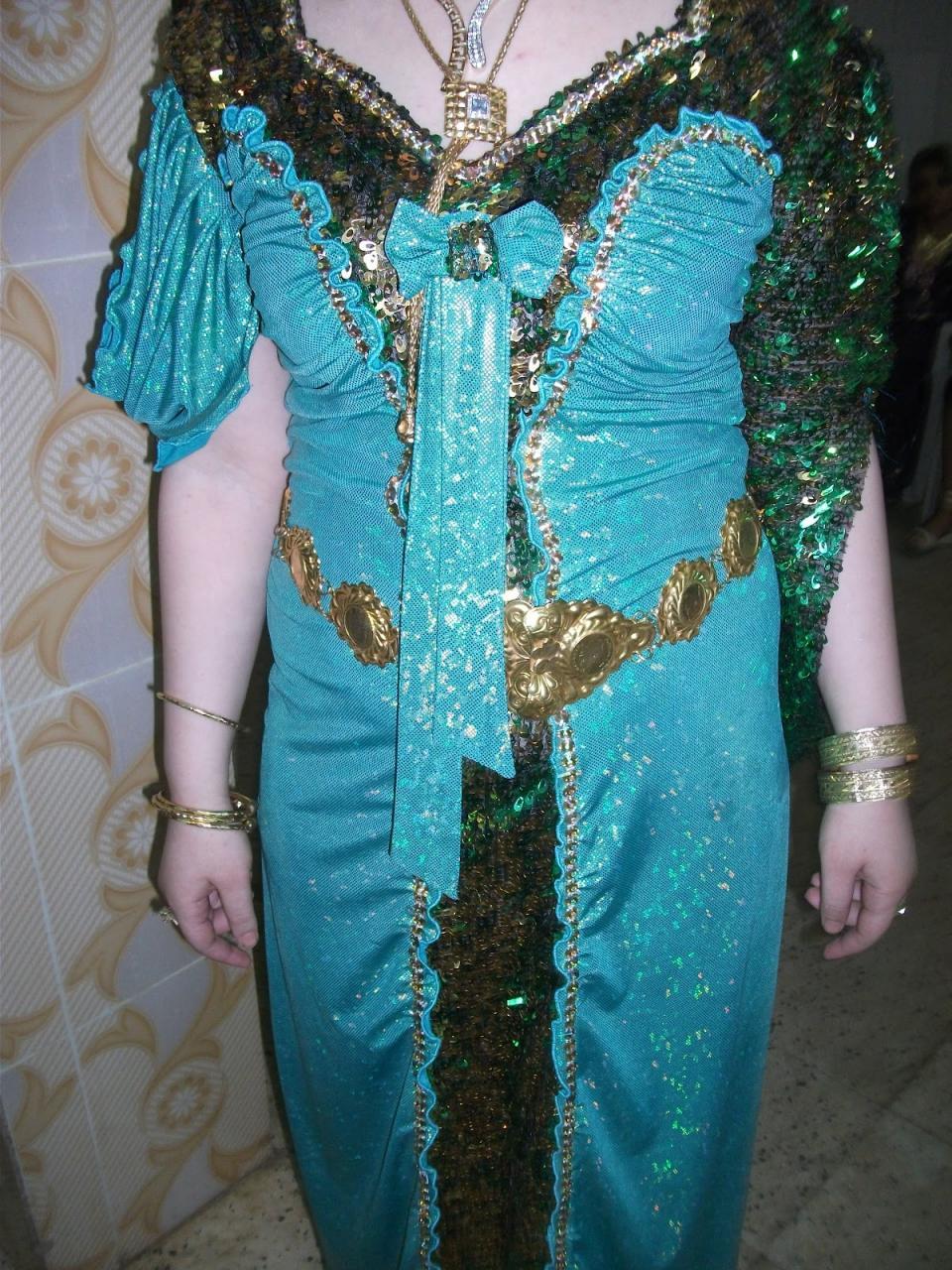 صورة قنادر اعراس جزائرية , الافراح في الجزائر 3230