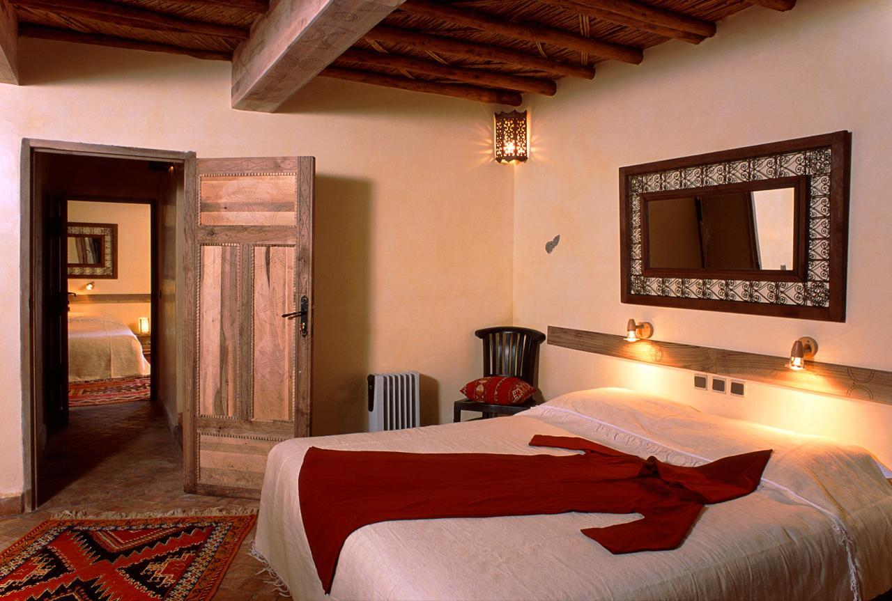 صورة غرف النوم مغربية , ارقي ديكورات غرف النوم 3467 1
