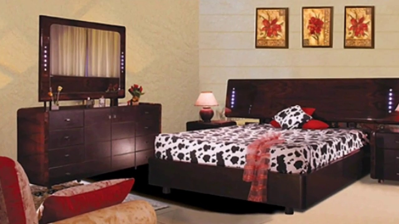 صورة غرف النوم مغربية , ارقي ديكورات غرف النوم 3467 4