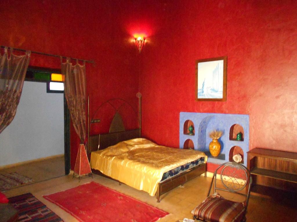 صورة غرف النوم مغربية , ارقي ديكورات غرف النوم 3467 5