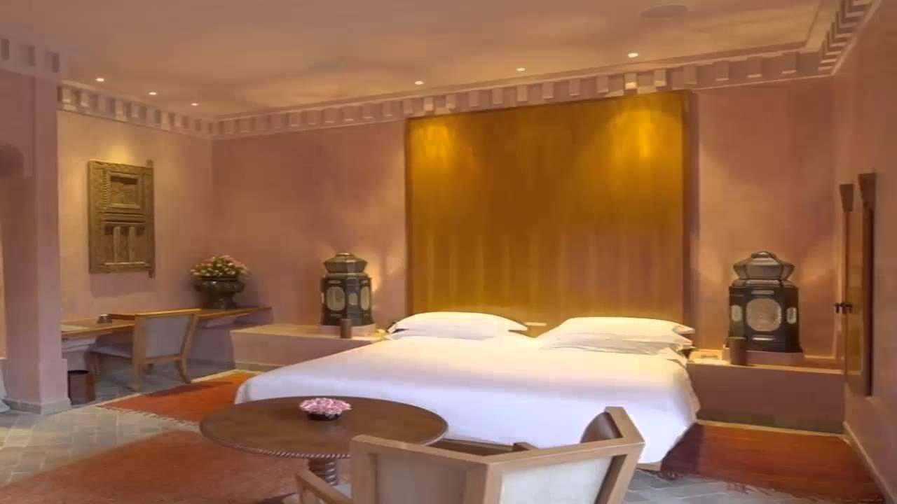 صورة غرف النوم مغربية , ارقي ديكورات غرف النوم 3467 6
