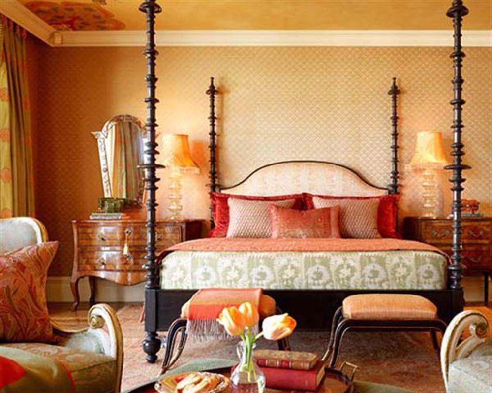 صورة غرف النوم مغربية , ارقي ديكورات غرف النوم 3467 8