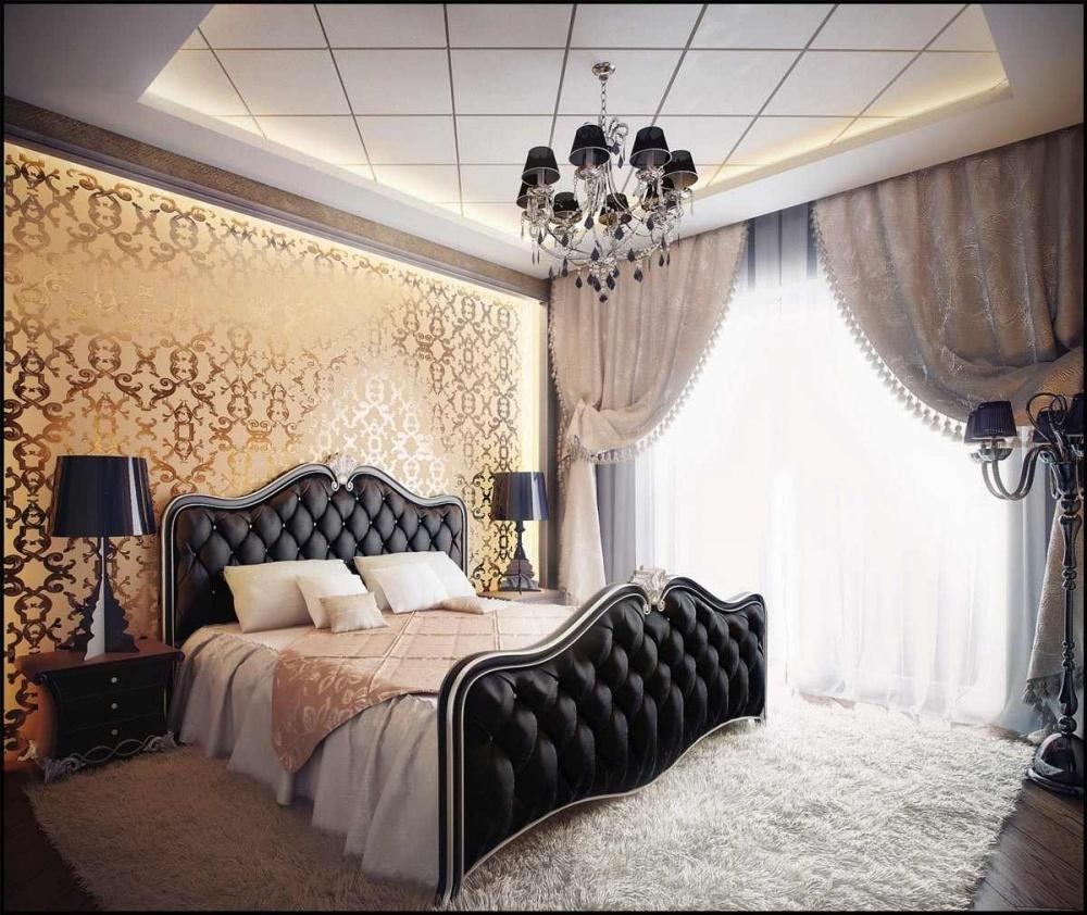 صورة غرف النوم مغربية , ارقي ديكورات غرف النوم 3467