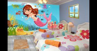 صور رسومات غرف نوم اطفال بنات , زيني غرفة بنوتك