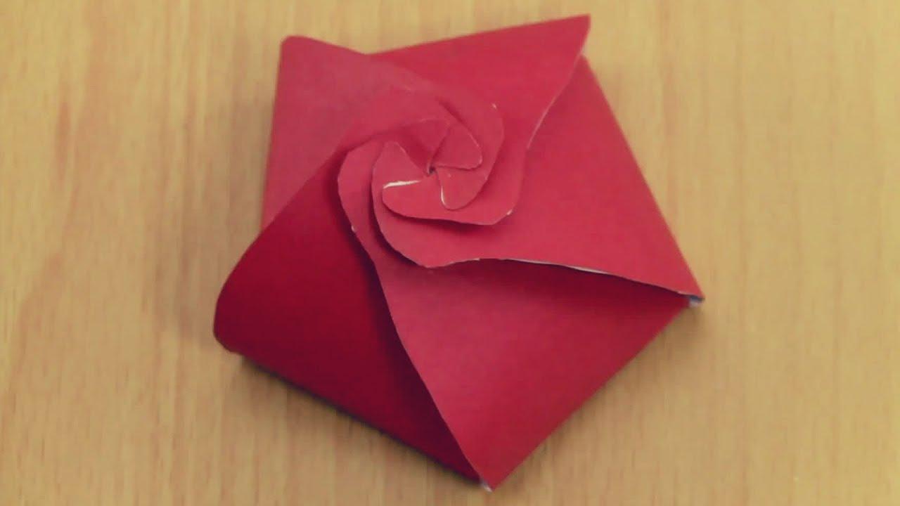 صورة كيف تصنع هدية من الورق , اسهل واسرع الهدايا 3562 3