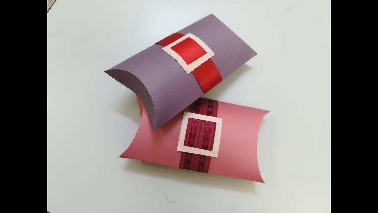 صورة كيف تصنع هدية من الورق , اسهل واسرع الهدايا 3562 6