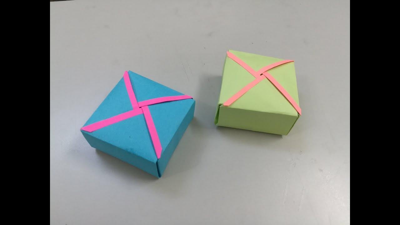 صورة كيف تصنع هدية من الورق , اسهل واسرع الهدايا 3562 7