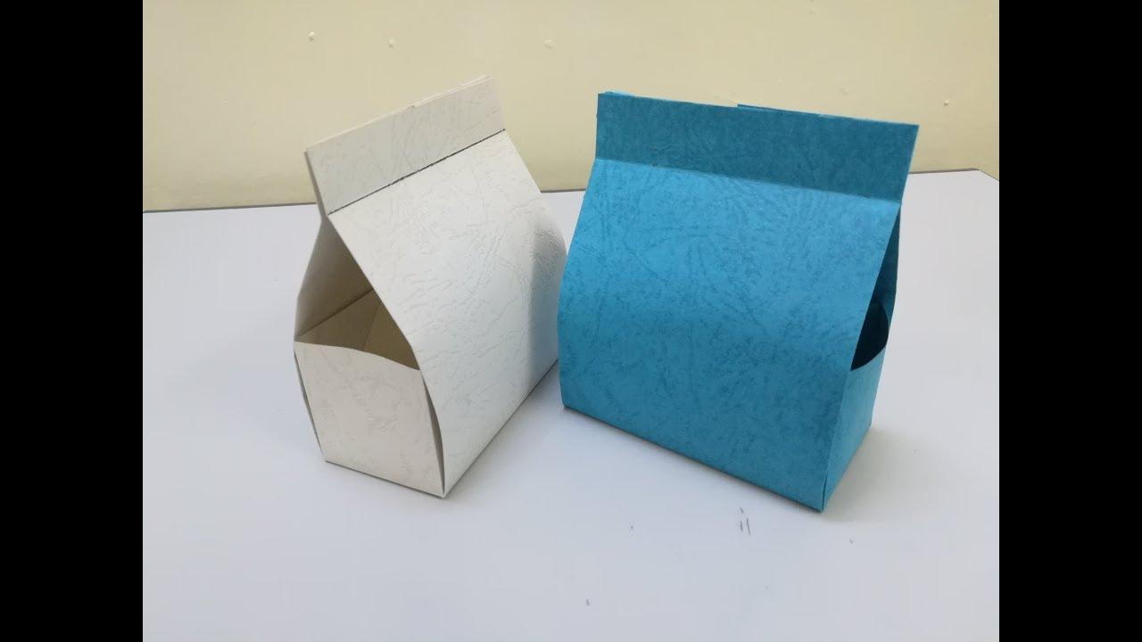 صورة كيف تصنع هدية من الورق , اسهل واسرع الهدايا 3562 8