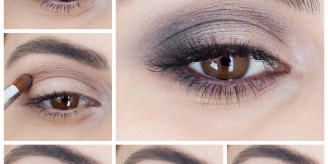 صورة مكياج عيون باللون الاصفر بالصور , المكياب علي اصل معايا هتشوفيه