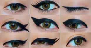 صورة طريقة رسم العيون للمبتدئين , اسهل الطرق لرسم العيون