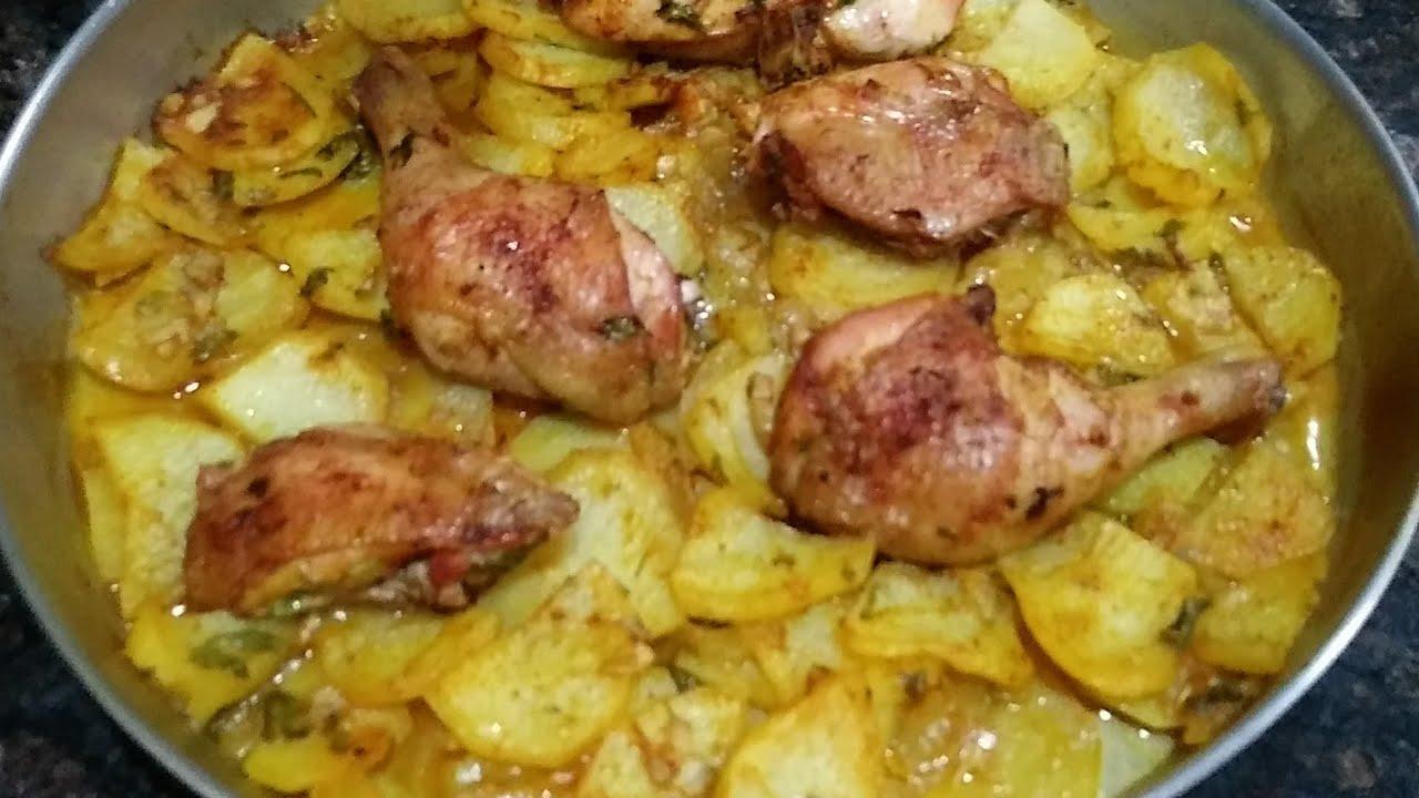 صورة بطاطا كوشة جزائرية , اشهي طريقة للبطاطس