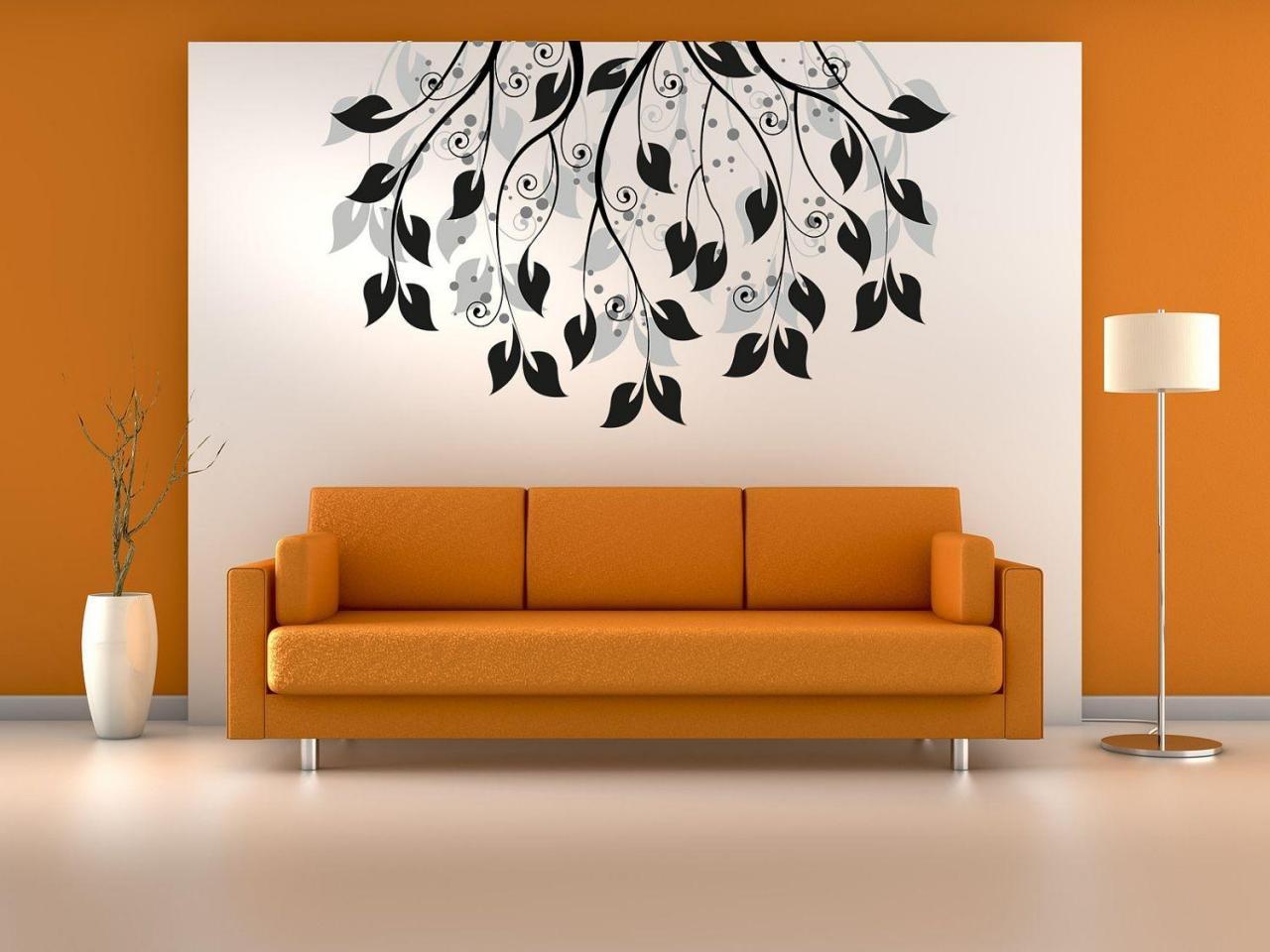 صورة رسومات حائط لغرف النوم , لتزين غرف النوم باجمل الرسومات 2251 7