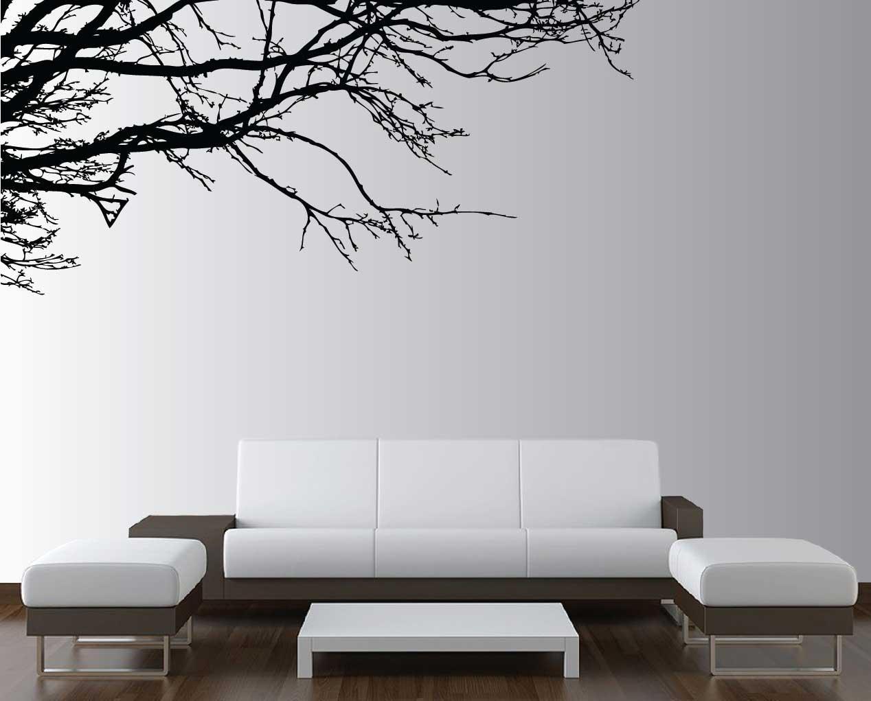 صورة رسومات حائط لغرف النوم , لتزين غرف النوم باجمل الرسومات 2251 9